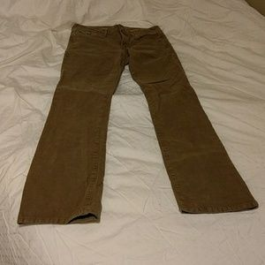 GAP 1969 Sexy Boot Cut Courderoy Pants 30/10